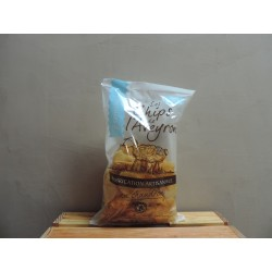 Chips natures ondulées 135g