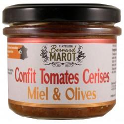 TOMATES CERISES confites...