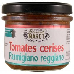 TOMATE CERISE au Parmigiano...