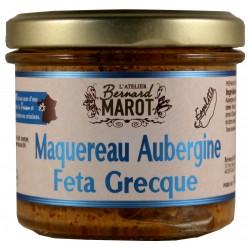 MAQUEREAU Aubergines & Feta...