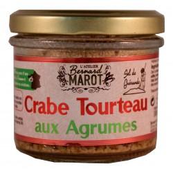 CRABE TOURTEAU Agrume & Sel...